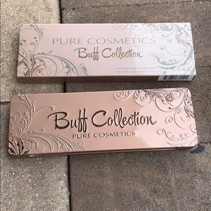 NEW Pure Cosmetics Buff Collection 👁 Palette